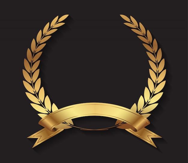 Corona d'alloro premium