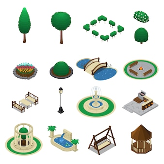 Costruttore da giardino da casa