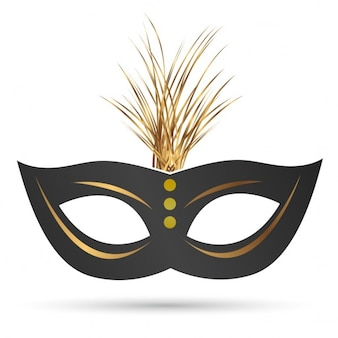 Creativo maschera Vintage Brasile Carnevale