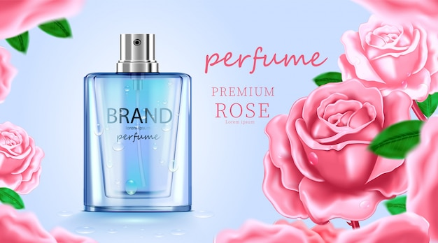 Crema cosmetica di lusso con crema per la cura della pelle, poster di prodotti cosmetici di bellezza, con foglie e sfondo di colore bianco