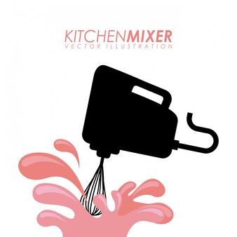 Cucina elettrodomestici