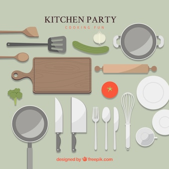 Cucina partito