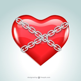 Cuore chained