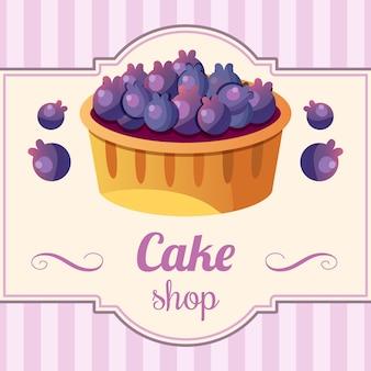 Cupcake con panna montata isolato su bianco