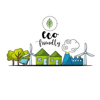 Cura dell'ambiente per la protezione del pianeta terra