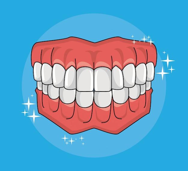 Cura dentale dei denti