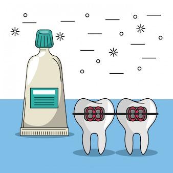 Cura dentale e igiene