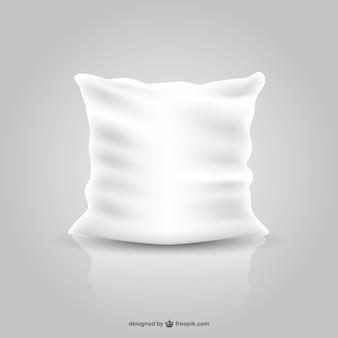 Cuscino disegno vettoriale libero