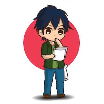 Cute cartoon regista