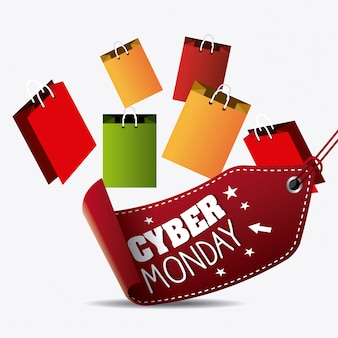 Cyber monday stagione dello shopping