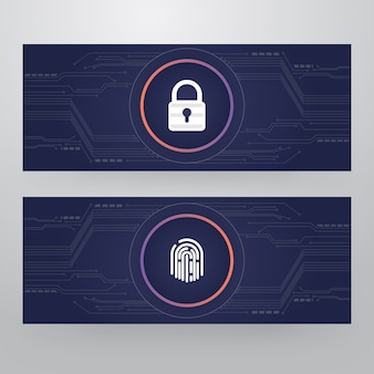 Cyber security lock