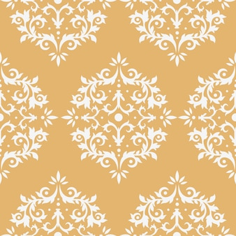 Damasco seamless pattern