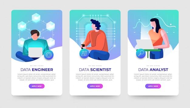 Data jobs