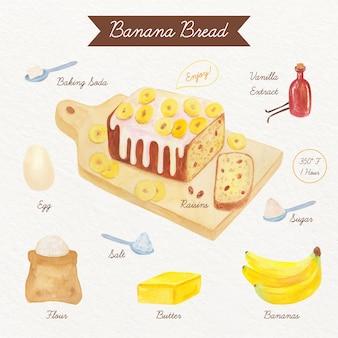 Deliziosa ricetta per il pane fatto in casa