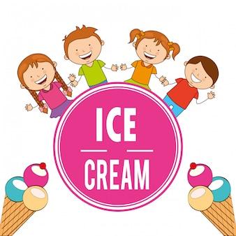 Delizioso gelato