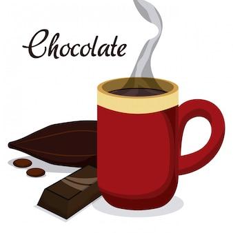 Design al cioccolato