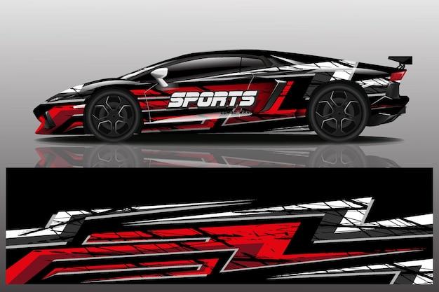 Design avvolgente per auto sportive