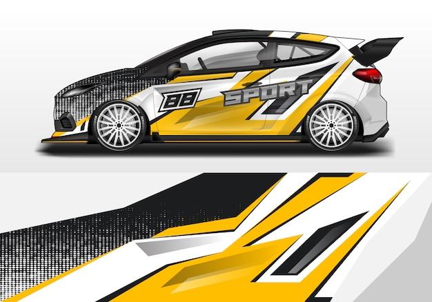 Design avvolgente per auto