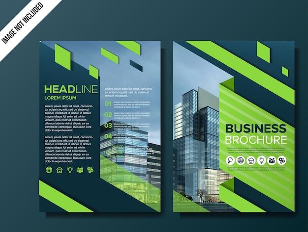 Design brochure aziendale flyer professionale