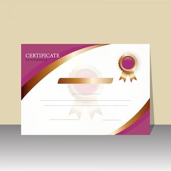 Design certificato