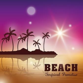 Design da spiaggia