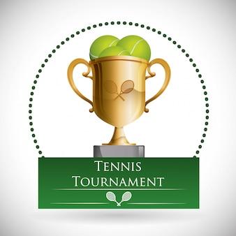 Design da tennis