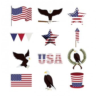 Design degli stati uniti