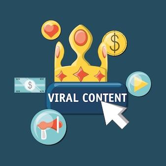 Design dei contenuti virali
