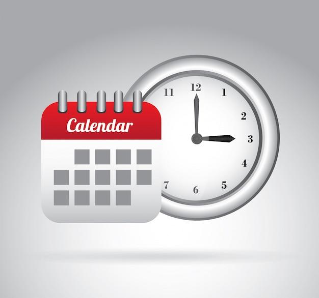 Design del calendario