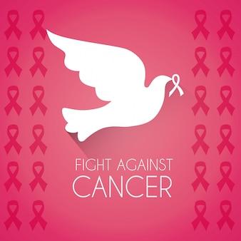 Design del cancro al seno.