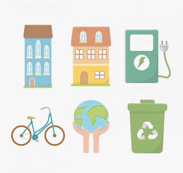 Design del combustibile naturale di bio cand