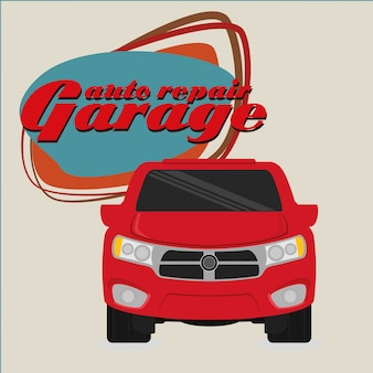 Design del garage
