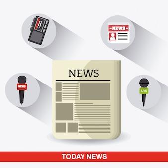 Design del giornalismo