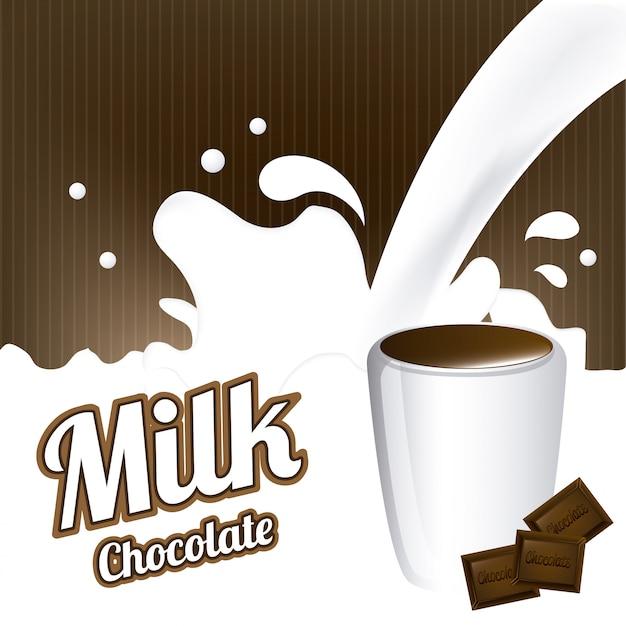 Design del latte