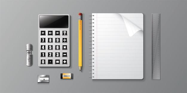 Design del libro, identità aziendale realistica.