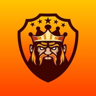 Design del logo viking
