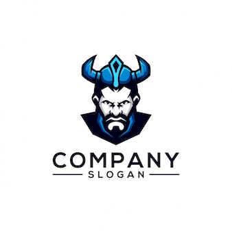 Design del logo viking