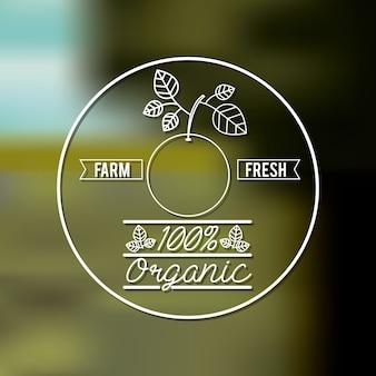 Design del prodotto biologico