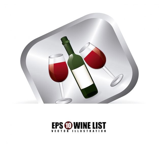 Design del vino