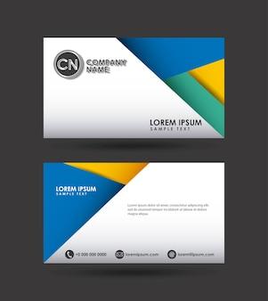 Design della carta di presentazione