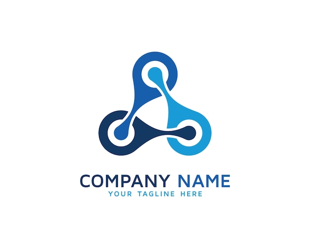 Design della catena logo