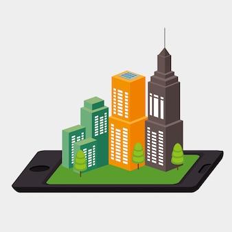 Design della città intelligente