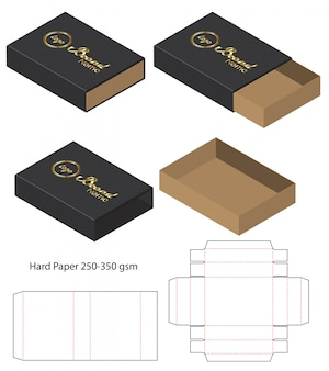 Design della confezione fustellato