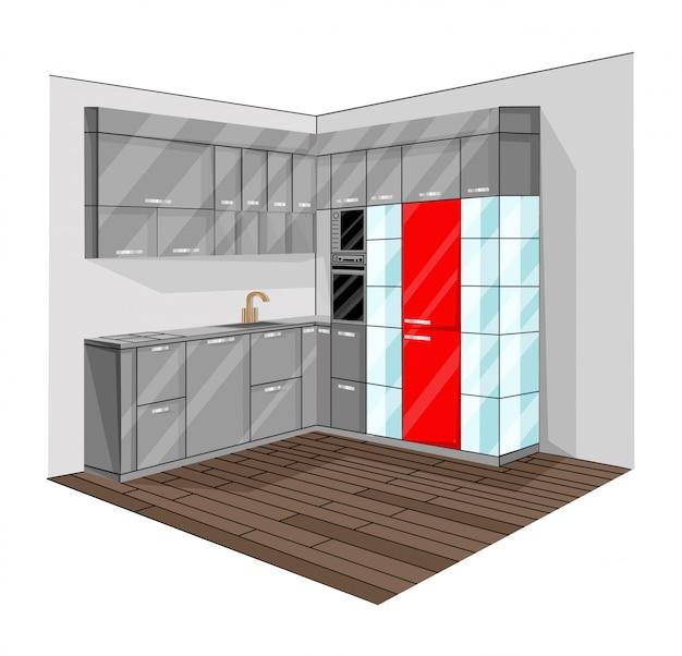 Design della cucina