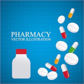 Design della farmacia
