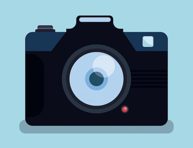 Design della fotocamera.