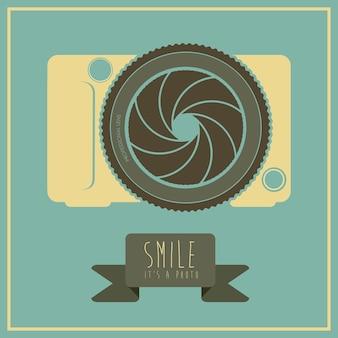 Design della fotocamera
