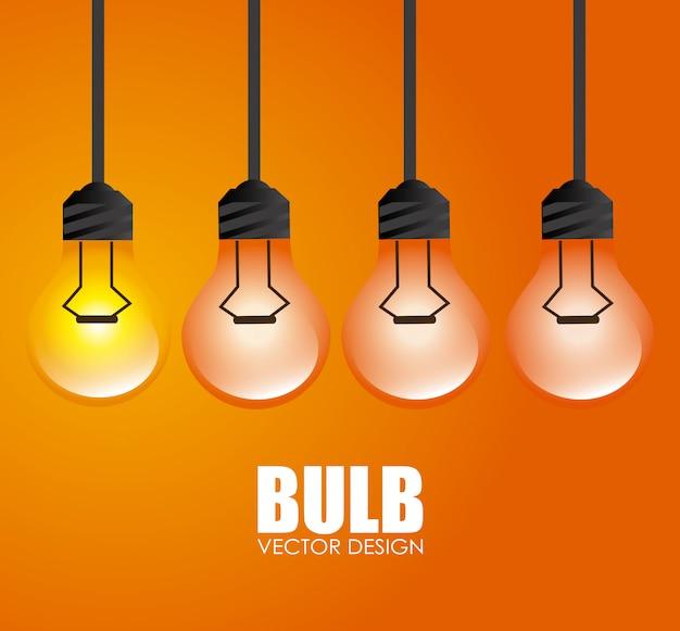 Design della lampadina