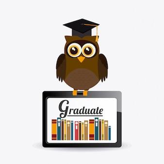 Design della laurea.