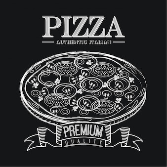 Design della pizza